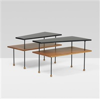 occasional tables (pair) by greta magnusson grossman