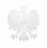 untitled (eagle) (in 6 parts) by piotr uklanski