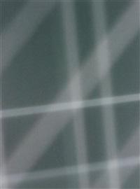 transparency (negative) (kodak portra 400nc em. no. 3161: october 5-13, lax/lhr lhr/lax), 2010 by walead beshty