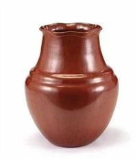 pottery olla by alton komalestewa
