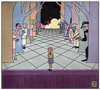 het theater van de angst by joost swarte