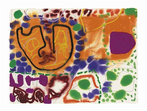 5 july by patrick heron