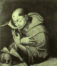 st. francis by francisco pacheco