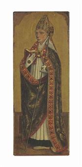 saint gregory by nicolo corso