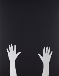 hands raised by adam fuss