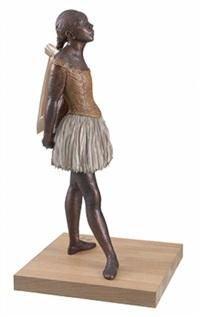 la petite danseuse de 14 ans by edgar degas