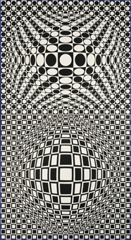 bika-nb by victor vasarely