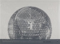inventions: twelve around one (set of 13) by buckminster fuller