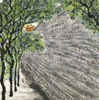 宫墙 by li xiaoke
