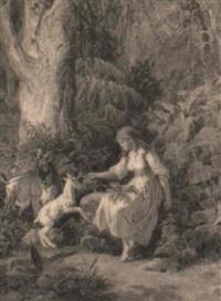 pige der fodre geder by tito agujari