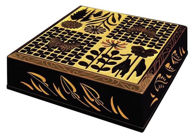 bunko document box by yoshitomo shinsui asada