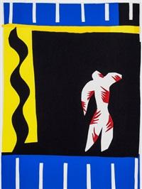 jazz (portfolio w/20 works) by henri matisse