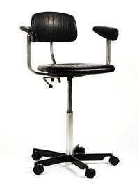 kevi swivel office chair by jorgen rasmussen