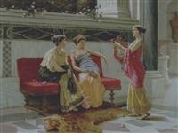 scena dell'antica roma by emmanuele costa