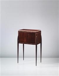 drinks cabinet by émile jacques ruhlmann