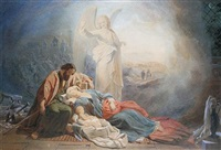 the story of the young christ by edward henry corbould