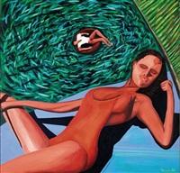 era en el ojo (it was in the eye) by rafael ferrer