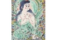 woman by shiko munakata