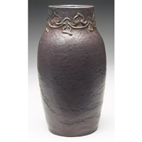 vase by arequipa pottery