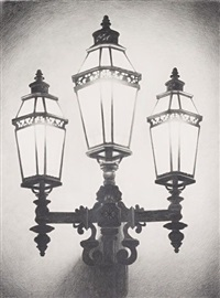 lamp by karl haendel
