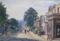 church street, lee by francis h. dodd