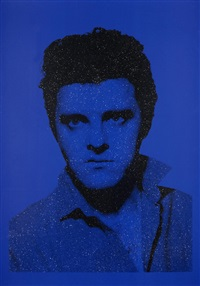 jackie blue elvis by gavin turk