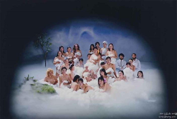 heaven by wang qingsong
