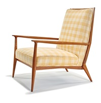 arm lounge chair by paul mccobb