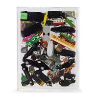 accumulation de voitures-jouets by arman