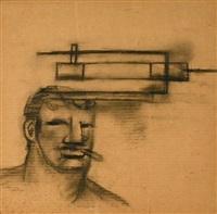 drawing by robert loughlin