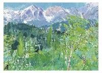 hakuba highland in summer by genichiro adachi