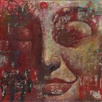 bouddha n°16 by ma tse lin