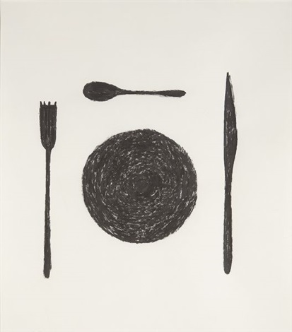 untitled table manners by matthew brannon