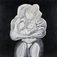 dark woman by jan stussy