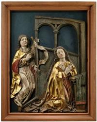 verkündigung an maria by austrian school-tyrolean (16)