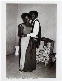 les yeye by malick sidibé