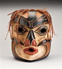 spirit mask by henry hunt