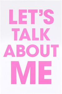 let's talk about me by scott king
