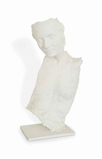 woman in lace by george segal