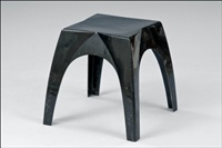 lotus-jakkara (stool) by yki nummi