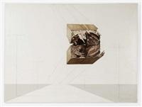 déflagration (explosion) by remi van den abeele