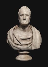 bust of marguerite by nicholas lecornet