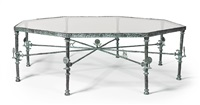 table en forme octagonale by diego giacometti