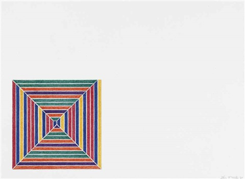 les indes galantes (2 works) by frank stella