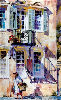 noon light, charleston by virginia fouche bolton