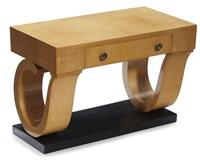 small table by andré arbus