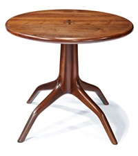side table by sam maloof
