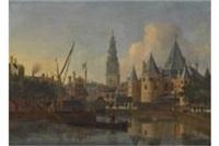 amsterdam by gerrit adriaensz berckheyde