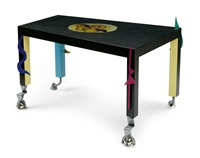 table (model infinito) by alchimia