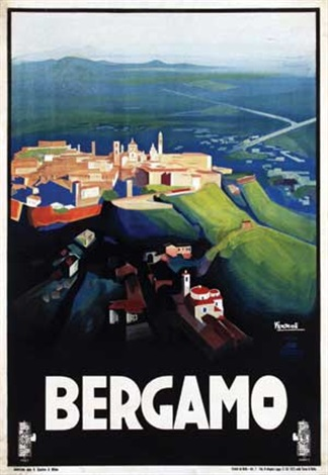 bergamo by marcello nizzoli